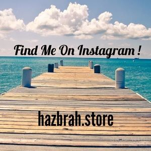 Other - Find me On Insta @hazbrah.store